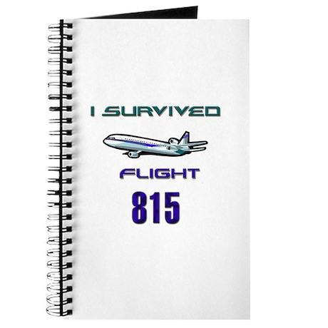 FLIGHT 815 Journal