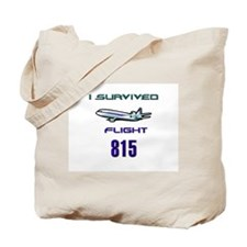 FLIGHT 815 Tote Bag