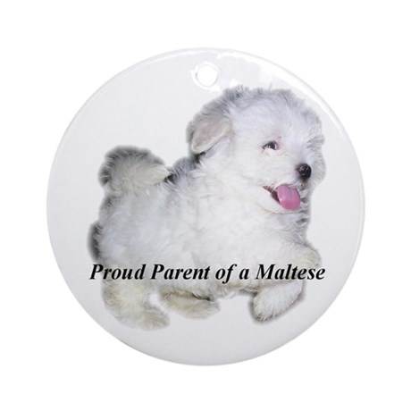 New Sectionproud parent Ornament (Round)