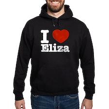 I love Eliza Hoodie