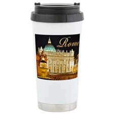 Unique Rome Travel Mug