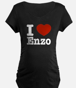 I love Enzo T-Shirt