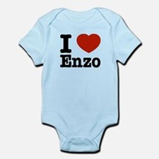 I love Enzo Onesie