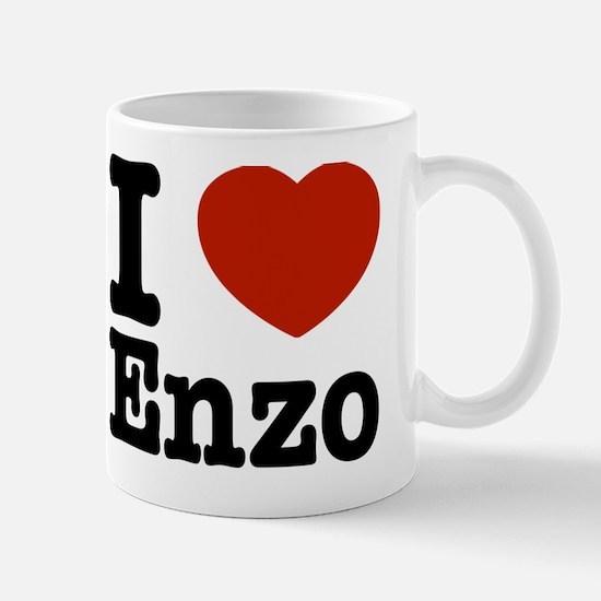 I love Enzo Mug