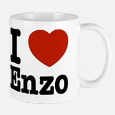 I love Enzo Small Small Mug