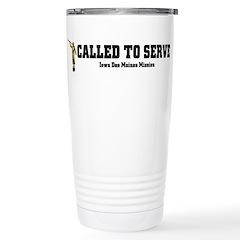 Iowa Des Moines LDS Mission C Travel Mug