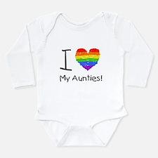 lesbian aunt Body Suit