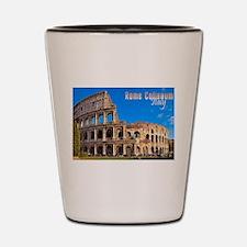 Cute Rome Shot Glass