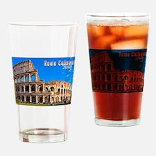 Cute Rome Drinking Glass