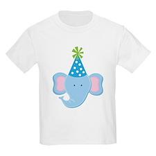 Birthday Elephant T-Shirt