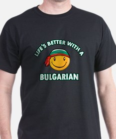 Cute bulgarian designs T-Shirt