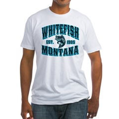 Whitefish Black Ice Shirt