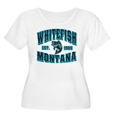 Whitefish Black Ice T-Shirt