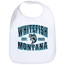 Whitefish Black Ice Bib