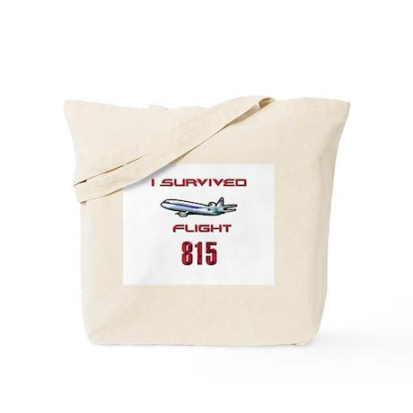 FLIGHT 815 OCEANIC AIR Tote Bag