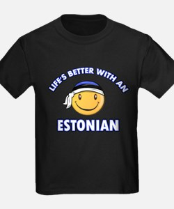 Cute Estonian designs T