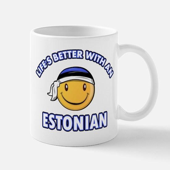 Cute Estonian designs Mug