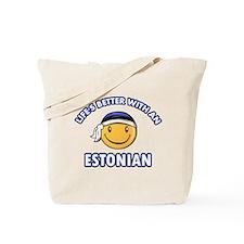 Cute Estonian designs Tote Bag