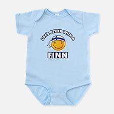 Cute Finn designs Infant Bodysuit