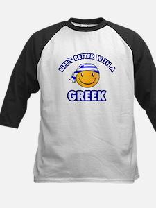 Cute Greek designs Tee
