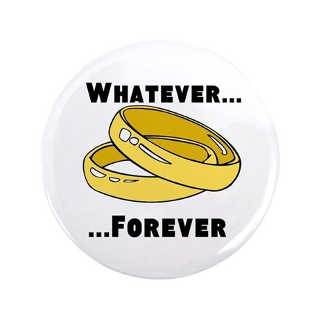 """Wedding Guest Gift 3.5"""" Button (100 pack)"""
