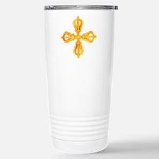 Double Dorje Travel Mug
