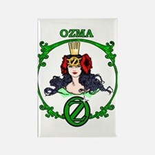 Ozma of Oz Rectangle Magnet