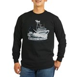 Deadliest catch Long Sleeve T-shirts (Dark)