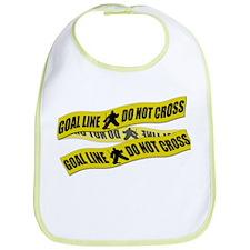 Hockey Crime Tape Bib