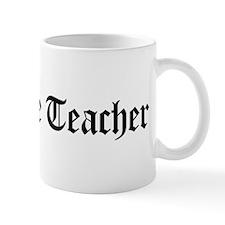 6th Grade Teacher Mug
