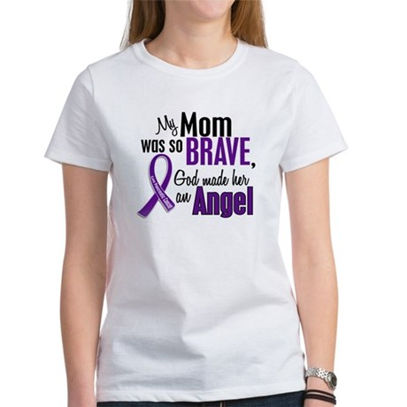 Angel 1 Pancreatic Cancer Women's T-Shirt