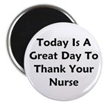 Great Day To Thank Your Nurse Magnet