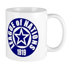 League of Nations Mug