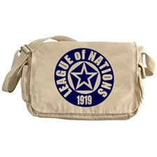 League of Nations Messenger Bag