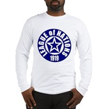 League of Nations Long Sleeve T-Shirt