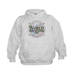 World Down Syndrome Day 2012 Hoodie