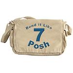 Be Posh with this Messenger Bag