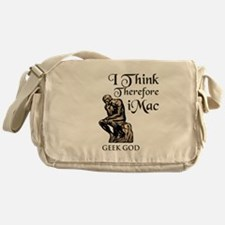 The Geek God's Messenger Bag
