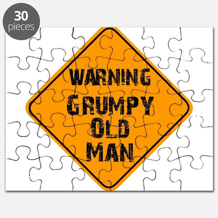THe Grumpy Puzzle