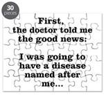 The Good News Puzzle