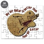 The Air Guitar Puzzle