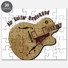 The Unplugged Air Guitar Puzzle