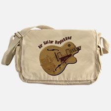 The Unplugged Air Guitar Messenger Bag