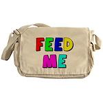 The Feed Me Messenger Bag