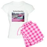 Hunter Gatherer Women's Light Pajamas