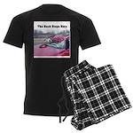 Hunter Gatherer Men's Dark Pajamas