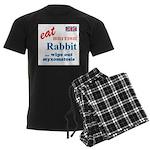 The Bunny Men's Dark Pajamas