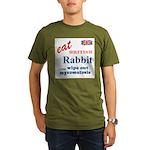 The Bunny Organic Men's T-Shirt (dark)