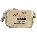 The Bunny Messenger Bag