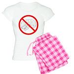 The No Brain Women's Light Pajamas